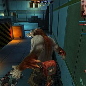 Wolfteam Screenshot 3